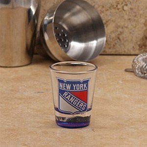 1-X-New-York-Rangers-2-Oz-Clear-Shot-Glass-New-York-0