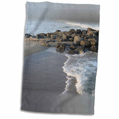 3dRose-Lenas-Photos-Nature-Cold-waves-of-Belmar-New-Jersey-beaches-12x18-Hand-Towel-twl383051-0-0