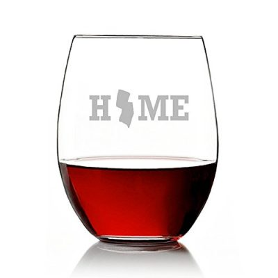 4-pc-Home-State-Stemless-Wine-Glasses-New-Jersey-0