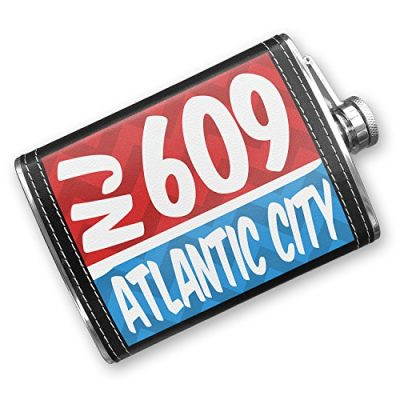 8oz-Flask-Stitched-609-Atlantic-City-NJ-redblue-Stainless-Steel-Neonblond-0