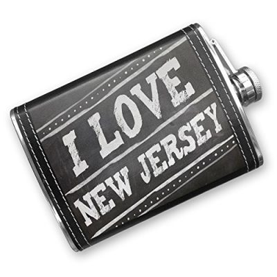 8oz-Flask-Stitched-Chalkboard-with-I-Love-New-Jersey-Stainless-Steel-Neonblond-0