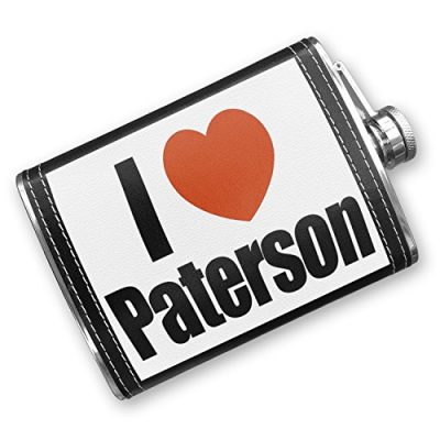 8oz-Flask-Stitched-I-Love-Paterson-region-New-Jersey-United-States-Stainless-Steel-Neonblond-0