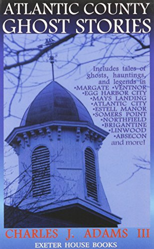 Atlantic County Ghost Stories - Shop Fun New Jersey