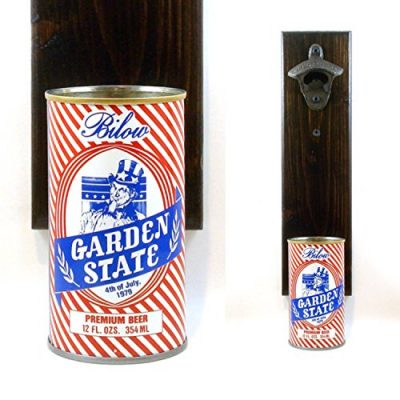 Bilow-Wall-Mounted-Bottle-Opener-With-A-Vintage-Patriotic-4th-Of-July-Beer-Can-Cap-Catcher-0