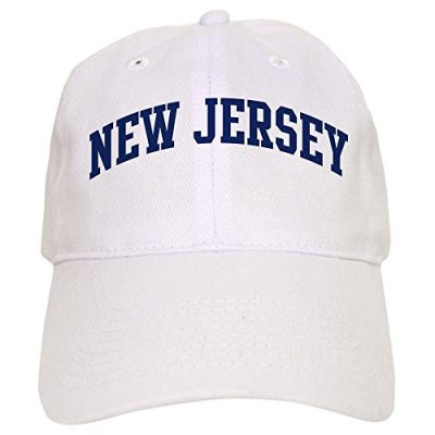 CafePress-Blue-Classic-New-Jersey-Baseball-Cap-with-Adjustable-Closure-Unique-Printed-Baseball-Hat-0