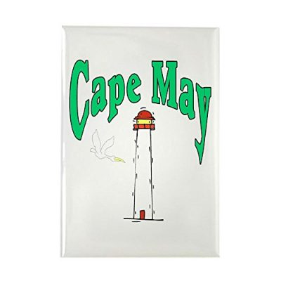 CafePress-Cape-May-New-Jersey-Rectangle-Magnet-2x3-Refrigerator-Magnet-0