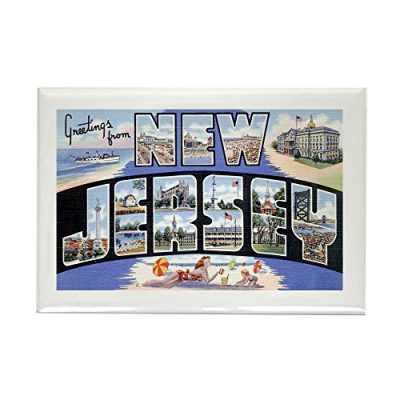 CafePress-Greetings-From-New-Jersey-NJ-Rectangle-Magnet-2x3-Refrigerator-Magnet-0