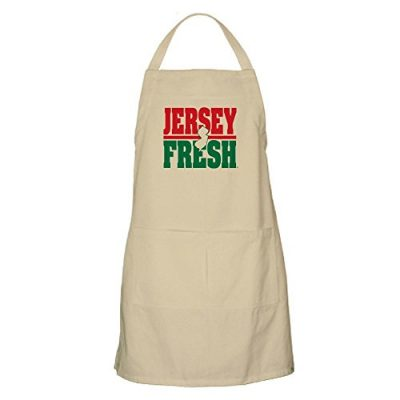 CafePress-Jersey-Fresh-Kitchen-Apron-with-Pockets-Grilling-Apron-Baking-Apron-0-0