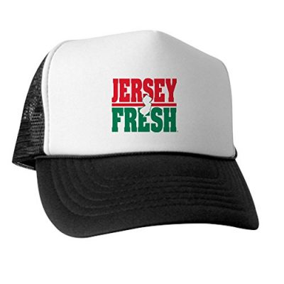 CafePress-Jersey-Fresh-Trucker-Hat-Classic-Baseball-Hat-Unique-Trucker-Cap-0