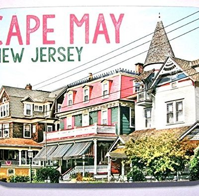 Cape-May-New-Jersey-Photo-Fridge-Magnet-0