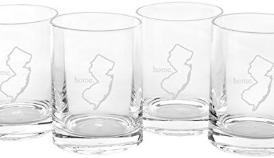 Cathys-Concepts-Personalized-Home-State-Drinking-Glasses-Set-of-4-New-Jersey-0