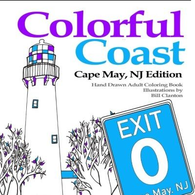 Coloring-for-Life-Colorful-Coast-Cape-May-NJ-Edition-0