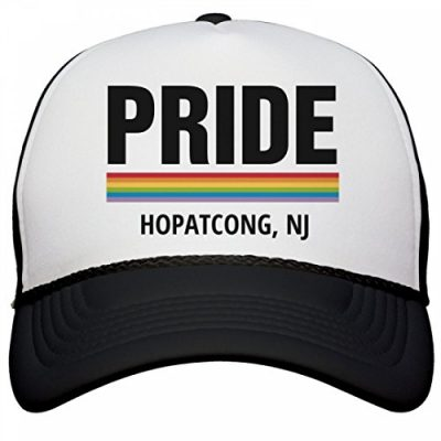 Gay-Pride-Hopatcong-NJOTTO-Poly-Foam-Snapback-Trucker-Hat-0