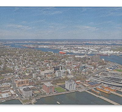 Gear-New-Cutting-Board-Aerial-View-Of-Port-Newark-In-Bayonne-11x8-0