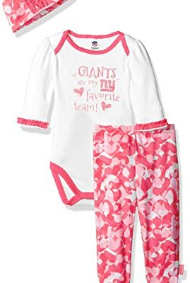 low priced 41e95 a8272 New York Giants Descendant 2 Pack Bodysuit Onesie Set (12M ...