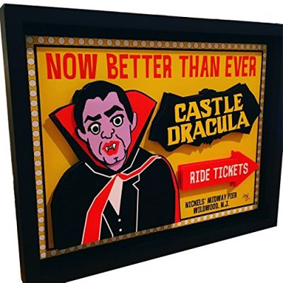 Home-Decor-Shore-Art-Wildwood-Castle-Dracula-3D-Art-New-Jersey-Boardwalk-NJ-Goth-Artwork-0