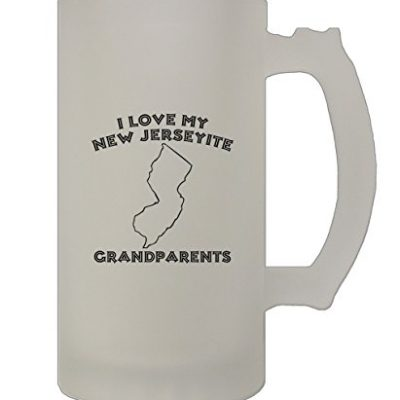 I-Love-My-New-Jerseyite-Grandparents-NJ-16-Oz-Frosted-Glass-Stein-Beer-Mug-0