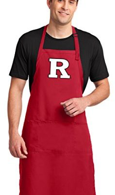 Large-Rutgers-University-Mens-Apron-or-Womens-Aprons-0