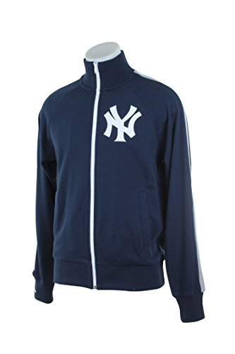 3c498ec51 MLB Mitchell   Ness Men s Division Champions French Terry Full Zip Jacket  (Large