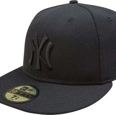 MLB-New-York-Yankees-Black-on-Black-59FIFTY-Fitted-Cap-7-18-0