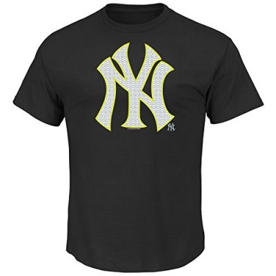 MLB-New-York-Yankees-Mens-Game-Maker-Tee-Small-Black-0
