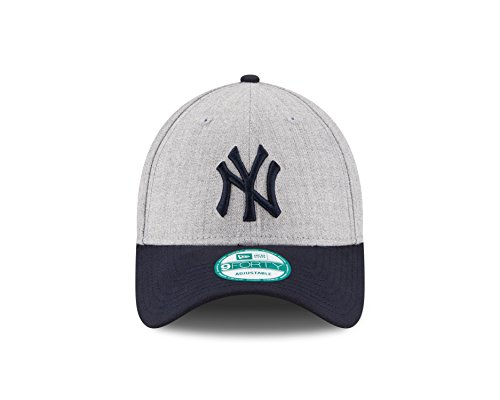 0cf11a8fdb8 MLB New York Yankees The League Heather 9Forty Adjustable Cap ...