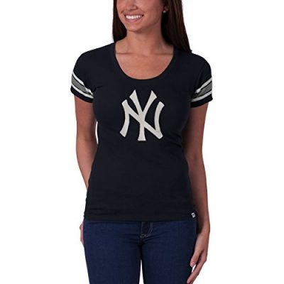 MLB-New-York-Yankees-Womens-47-Off-Campus-Scoop-Tee-Medium-Fall-Navy-0