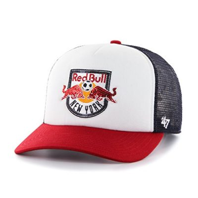 MLS-New-York-Red-Bulls-Glimmer-Captain-Adjustable-Snapback-Hat-One-Size-Navy-0