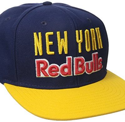 MLS-New-York-Red-Bulls-Mens-Jersey-Hook-Snapback-Cap-One-Size-Navy-0