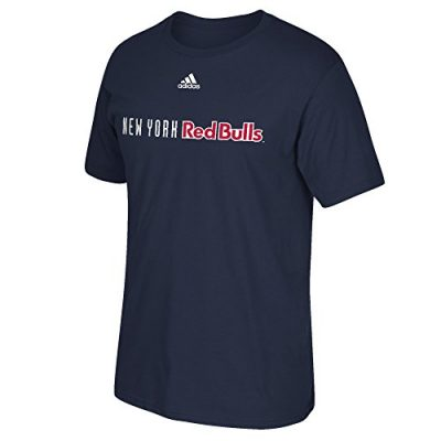 MLS-New-York-Red-Bulls-Mens-Primary-One-Short-Sleeve-Tee-Large-Navy-0
