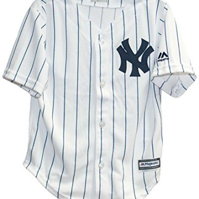 Majestic-Toddler-New-York-Yankees-WhiteNavy-Blue-Baseball-Jersey-2-Toddler-0