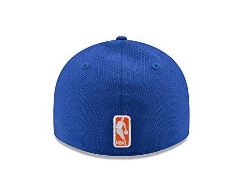 NBA New York Knicks Adult Bevel Team Low Profile 59FIFTY Fitted Cap ... ff2324be717f