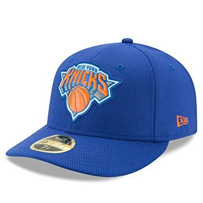NBA-New-York-Knicks-Adult-Bevel-Team-Low-Profile-59FIFTY-Fitted-Cap-7-14-Majestic-Blue-0