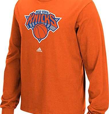 03afaa77b NBA New York Knicks Men s Short Sleeved Screen Print T-Shirt