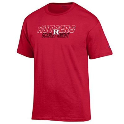 NCAA-Rutgers-Scarlet-Knights-Mens-Champ-Short-sleeve-T-Shirt-1-XX-Large-0