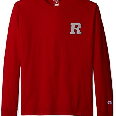 NCAA-Rutgers-Scarlet-Knights-Mens-Champs-Long-Sleeve-T-Shirt-X-Large-Scarlet-0