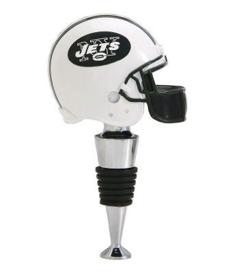 NFL-Helmet-Bottle-Stopper-New-York-Jets-0