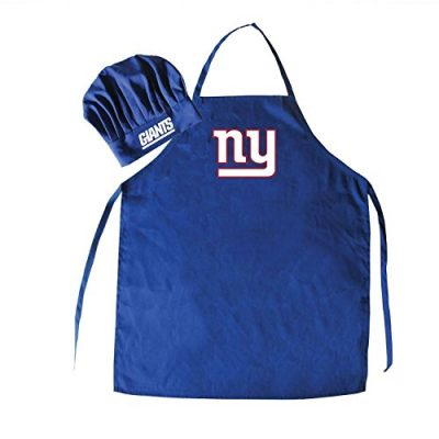 NFL-New-York-Giants-Chef-Hat-and-Apron-Set-0
