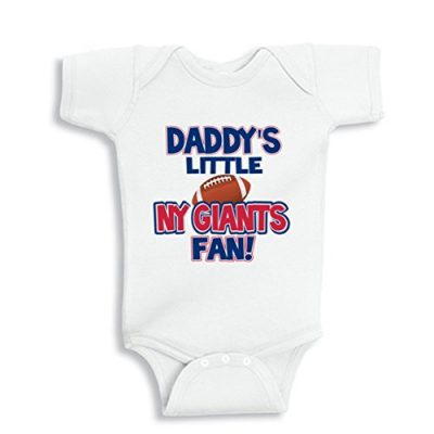 NanyCrafts-Babys-Daddys-little-NY-GIANTS-fan-baby-bodysuit-6-Months-White-0
