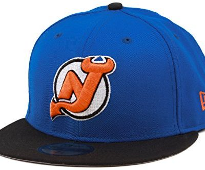 New-Era-5950-NJ-Devils-Blue-AzureOrange-Fitted-Cap-7-34-0
