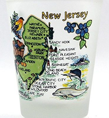 New-Jersey-Map-Frosted-Shot-Glass-0