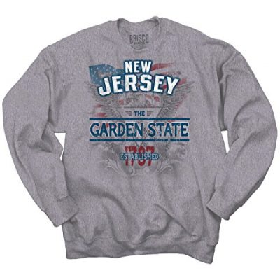 New-Jersey-State-American-Eagle-US-T-Shirt-Patriotic-Gift-Idea-Sweatshirt-0