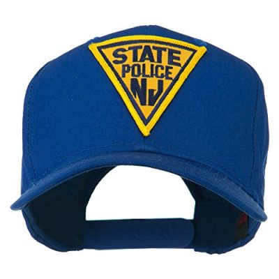 New-Jersey-State-Police-Patched-High-Profile-Cap-Royal-OSFM-0