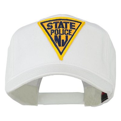 New-Jersey-State-Police-Patched-High-Profile-Cap-White-OSFM-0