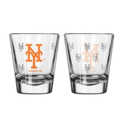 New-York-Mets-2-oz-Satin-Etch-Collectible-Shot-Glass-0