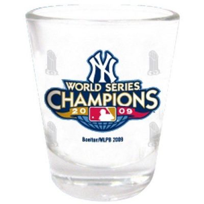 New-York-Yankees-2009-World-Series-Champions-175oz-Satin-Etch-Shot-Glass-0
