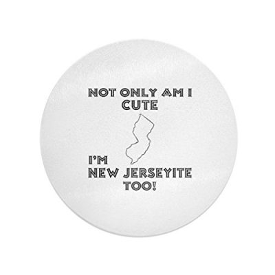 Not-Only-I-Am-Cute-I-Am-New-Jerseyite-Too-New-Jersey-Kitchen-Glass-Cutting-Board-12-inch-round-0