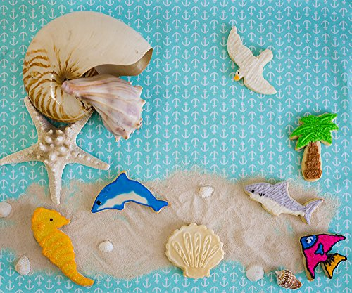 Sea themed cookie cutters shop for Fish in a tree summary