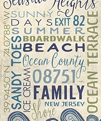 Seaside-Heights-New-Jersey-Typography-9x12-Collectible-Art-Print-Wall-Decor-Travel-Poster-0