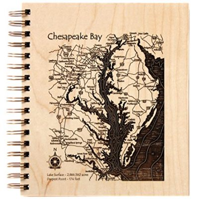 Shark-River-in-Monmouth-NJ-Journal-9-x-12-IN-Lake-Etched-Wire-Bound-Birch-Journal-9x-8-0